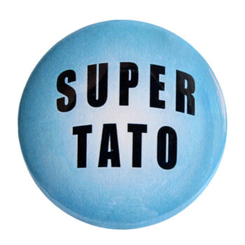 "Odznak ""Super tato"" 2"